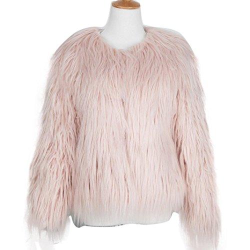 renard Parka fourrure manteau Femmes fausse de veste chaude Tonsee d qHvwPH