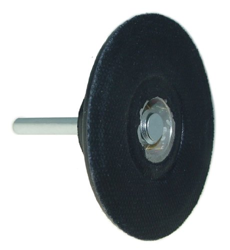 Magnate Q3S14 Type S Pad for Quick Change Discs - 1/4' Mandrel - 3' Diameter