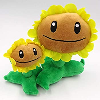 It/'s About Time Soft Plush Toy Stuffed 2018 Twin sunflower Plants vs Zombies 2