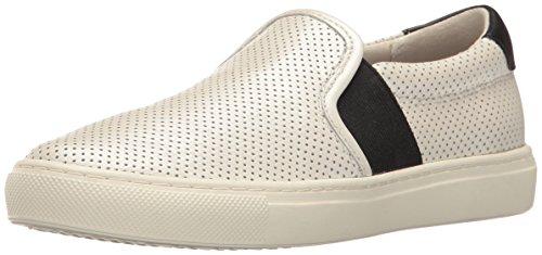 Geox Women's W Trysure 3 Fashion Sneaker, White, 37 EU/7 M US