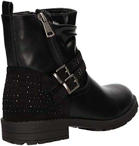MTNG Women and Girl Boots 47855 C47856 PITTI Negro