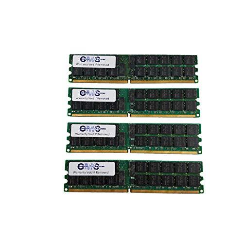 Ddr2 Pc2 Registered Ecc 4200 (8Gb (4X2Gb) Memory Ram Compatible with Tyan Thunder N3600B (S2927G2Nr), N3600B (S2927A2Nrf) For Servers Only By CMS B115)