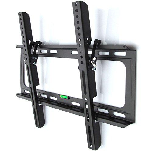 M&G Techno® LCD Plasma TV Wandhalter Wandhalterung Super Slim, mit Neigung 2Wkz