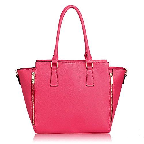 Xardi London, Borsa a spalla donna Pink Style A