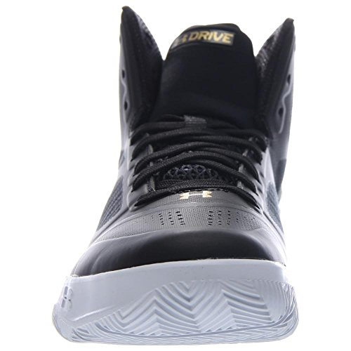 Under Armour Mens Ua Clutchfit Drive Ii Nero / Bianco-oro