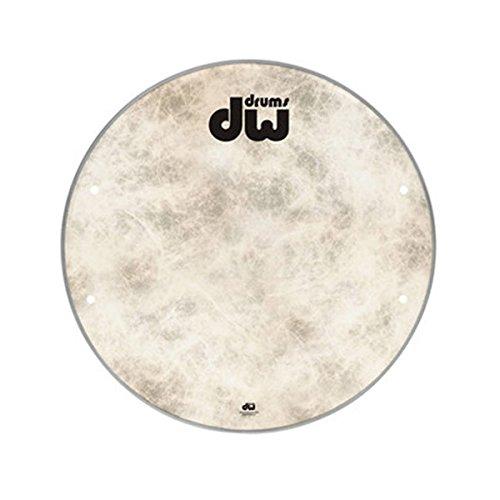 "DW 22"" Fibersykyn Bass Drum Head 4334219744"