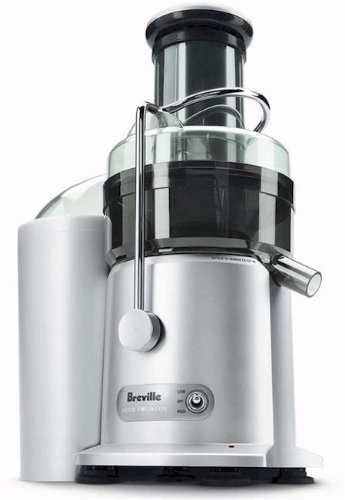 Breville RMJE98XL Juice Fountain Plus (Certified Refurbished) (Breville Dual Disc Juicer compare prices)