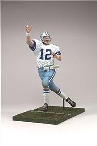 McFarlane NFL Legends Series 3 - Roger Staubach - Dallas Cowboys Action Figure