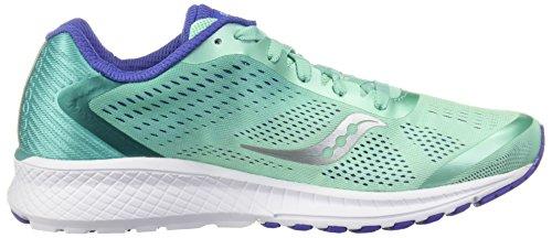 Women's Breakthru Saucony Violet 4 Shoe Running Aqua v7BwqUf