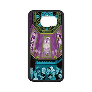 Animation The Haunted Mansion Durable TPU Custom Snap On Case For Samsung Galaxy S6 G9200