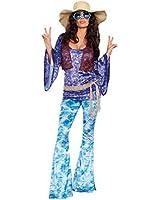 Dreamgirl Women's Wild At Woodstock Costume