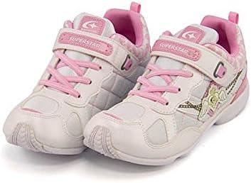 バネのチカラ 女の子 キッズ 子供靴 運動靴 通学靴 ランニングシューズ スニーカー パワーバネ クッション性 EE カジュアル デイリー スポーツ スクール 学校 SS J2995G