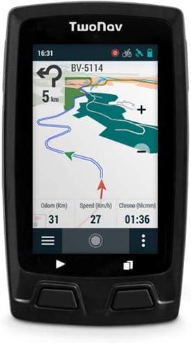 TwoNav - Velo GPS para Ciclismo de Carretera y Montaña con Pantalla de 3