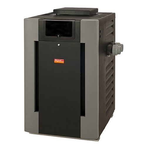 Raypak 406,000 BTU Digital Natural Gas Pool Heater w/ Cupro Nickel | -