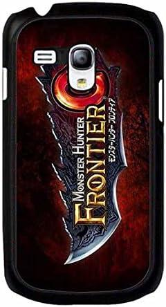 Samsung Galaxy S3 Mini caso, Monster Hunter juego S3 Mini anti shock delgado plástico duro piel: Amazon.es: Electrónica