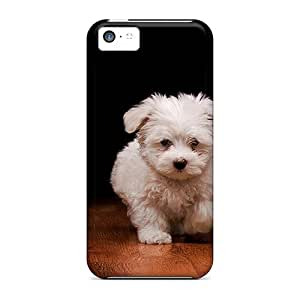 New Style Cases Covers ChW10623ctGM Little Puppy Compatible With Iphone 5c Protection Cases