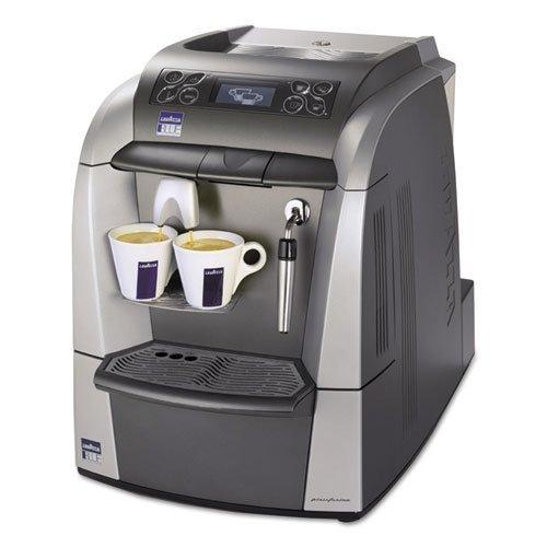 Lavazza Blue Espresso Machines (Lavazza 10080632 Blue 2312 Espresso/Cappuccino Machine, 1 gal Tank, Silver/Gray, 18.6