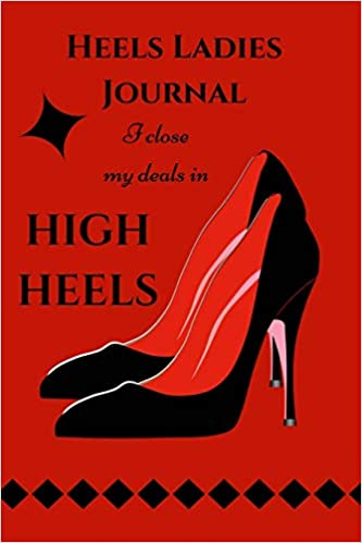 JournalLined Heels Write Notebook Ladies In To 100 High With DHIYWE9e2