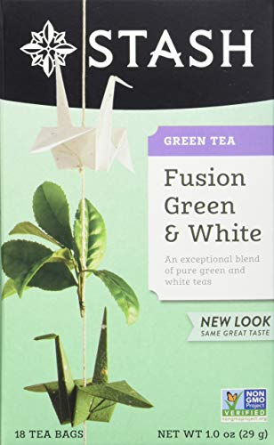 Stash Tea Fusion Green & White Tea