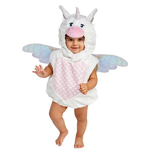 [Magical Unicorn Infant Costume, 12-18M] (Weather Themed Halloween Costumes)