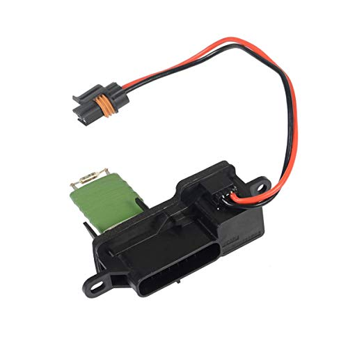 A-Premium HVAC A/C Blower Motor Resistor for Chevrolet Astro 1996-2005 GMC Safari Front Blower only