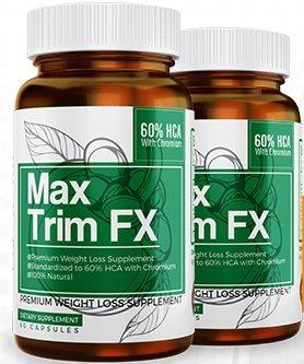 Advanced Weight Loss Supplement - Max Trim FX - Garcinia Cambogia Premium Weight Loss Supplement - Advanced Weight Loss And Carb Blocker For Natural Weight Loss Support