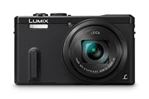 Panasonic DMC-ZS40K Digital Camera with 3-Inch LCD (Black)