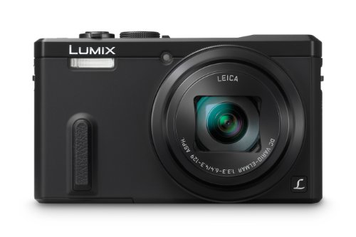 Panasonic DMC ZS40K Digital Camera 3 Inch