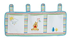 Disney - Bolsa organizadora para cuna, diseño Winnie the Pooh