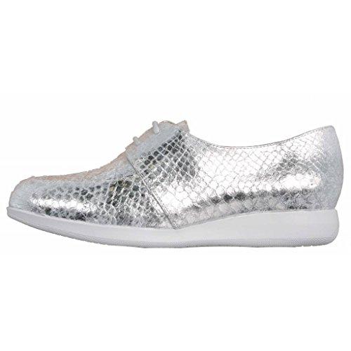 Modelo Plateado Mujer Zapatos 50640 Marca Para Plateado Piesanto Mujer Piesanto Color 1wOgpaq