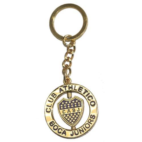 Boca Junior Keychain