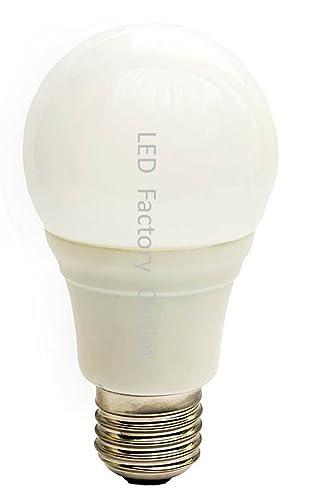 EnergyBrite – Bombilla LED, ES/E27, rosca Edison, 6 W Epistar,