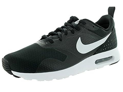 Nike Men's Air Max Tavas Black/White/Black Running Shoe 9.5 Men
