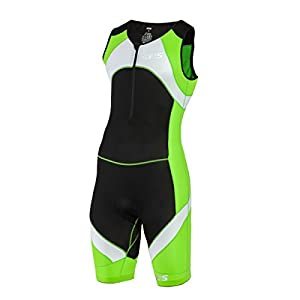 SLS3 Men`s Triathlon Trisuit | Mens Triathlon Suit FRT | Tri Suit Men | Relaxed Fit