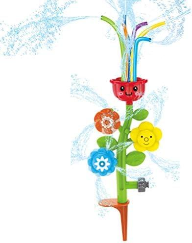 HAOXU Sprinkler Speelgoed Voor Kids Bloem Sprinkler Outdoor Water Sprinkler Speelgoed Voor Kids Achtertuin Tuin Zwembad Gazon Outdoor Play
