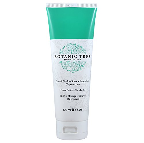 Anti Cream Mark Stretch (Stretch Mark Cream Remover-Decrease Stretch Marks in 93% of Customers in 2 Months-Helping Scars and Prevention w/Cocoa Butter, Shea,Vit E,Centella Asiatica and Avocado-The Best For Pregnancy)
