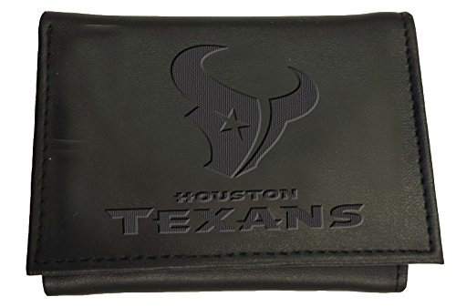 Team Sports America Houston Texans Tri-Fold Wallet