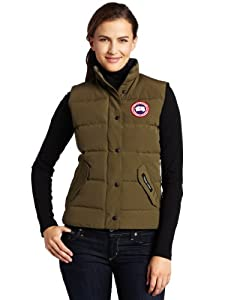 Canada Goose montebello parka sale discounts - Amazon.com: Canada Goose Women's Freestyle Vest: Sports & Outdoors