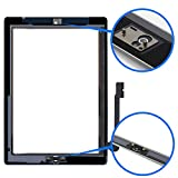 MMOBIEL Digitizer Compatible with iPad 3
