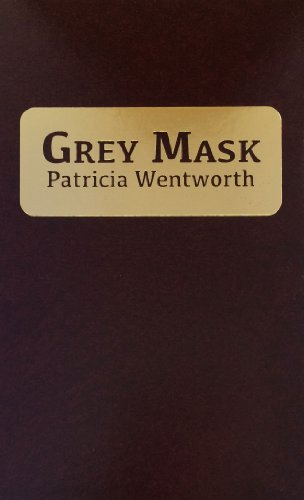 book cover of Grey Mask
