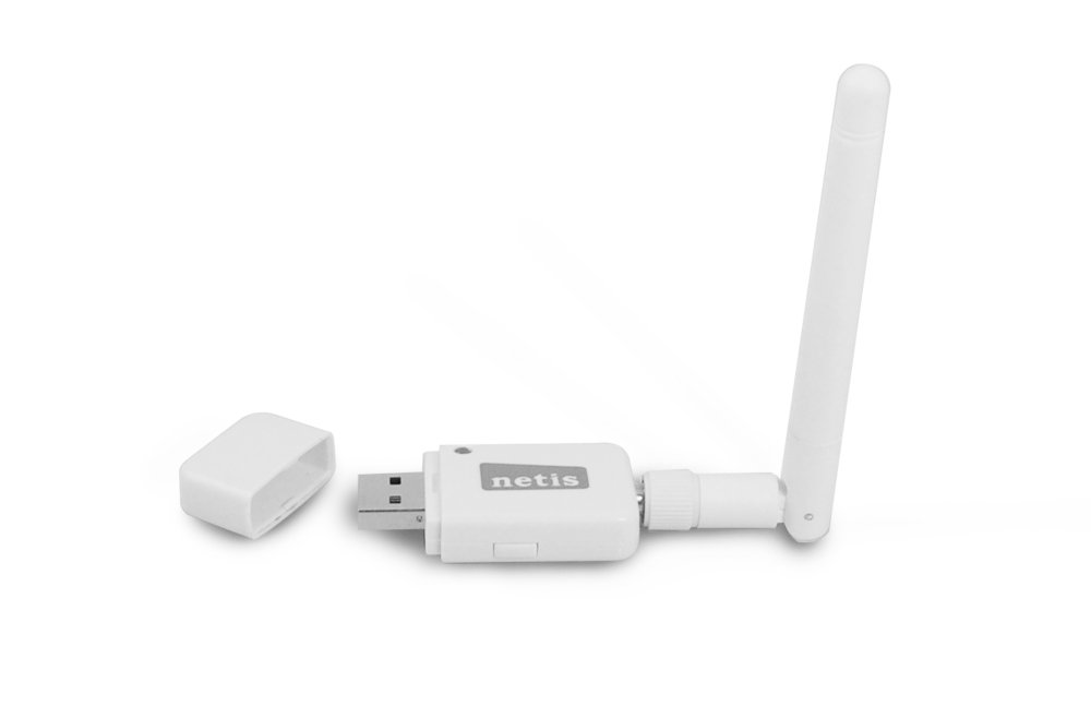 Netis WF-2106 Wireless 11N 150Mbps USB Adapter with Detachable Antenna