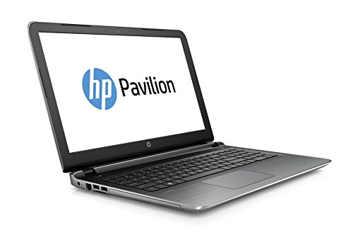 (2016 HP 17-g119dx Pavilion 17.3-Inch Laptop (Intel Core TM i5 – 4210U 1.7 GHz Dual-Core Procesador, 1TB HD, 4 GB DDR3L, Windows 10), Plata)