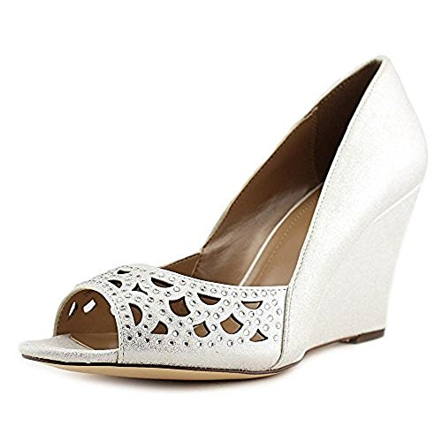 style and co white wedges - 8