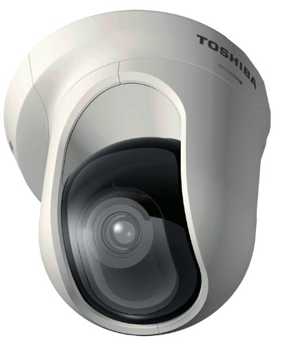 Toshiba IK-WB16A 2 Mega Pixel IP/Network Camera with PTZ, PoE, 3.6mm Lens, (Network Camera Recording Software)