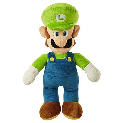 (World of Nintendo Luigi Jumbo Plush)