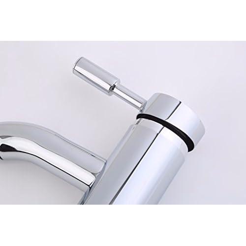 hot sale 2017 Didihou Single Handle Lever Monobloc Bathroom Basin Sink Faucet Mixer Tap