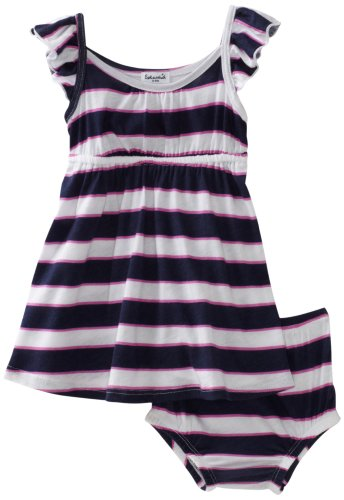 Splendid Littles Baby Girls' Scarf Stripe Dress