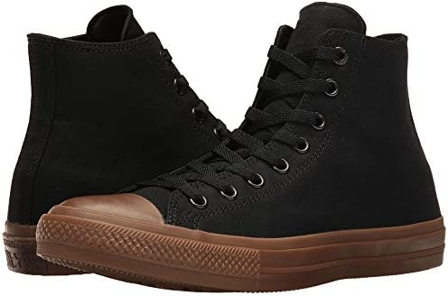 : Converse Chuck Taylor All Star II Gum Hi Black