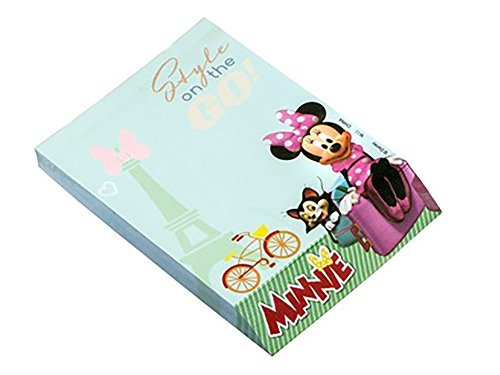 Disney Classic Minnie Mouse STAY ON THE GO Note Pad / Book (Eeyore Character)