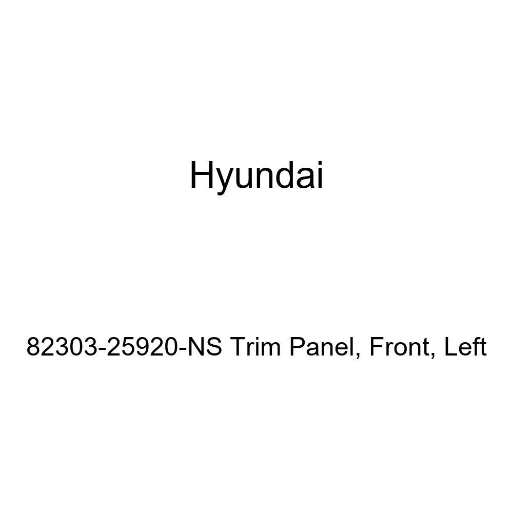 Left Front Genuine Hyundai 82303-25920-NS Trim Panel